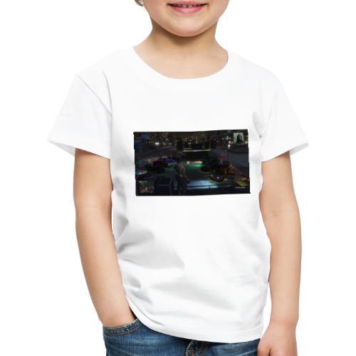 RADUNO #extreme on SteHCW EnKi YouTube Channel - Maglietta Premium per bambini