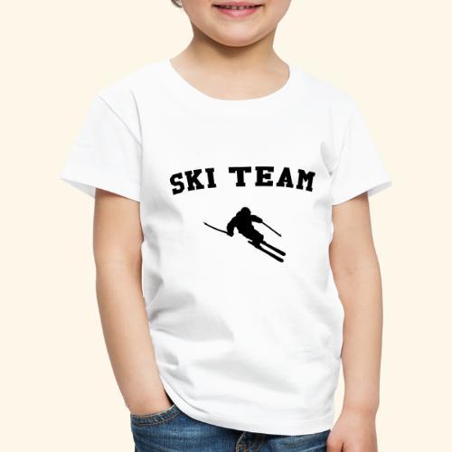 ski team - T-shirt Premium Enfant