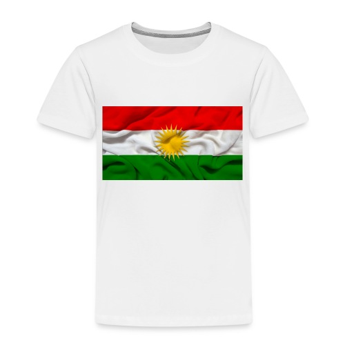 kurdistan Flagge - Kinder Premium T-Shirt