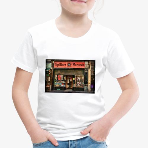 Spillers Records Shop - Kids' Premium T-Shirt