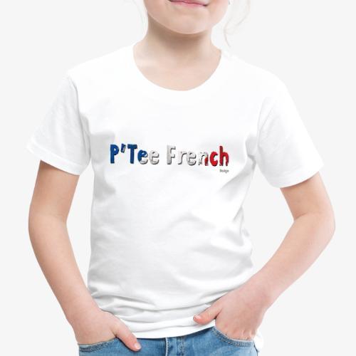 PT F 2 - T-shirt Premium Enfant