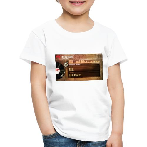 T.N.G. - X.T.C. Reality - Kinderen Premium T-shirt