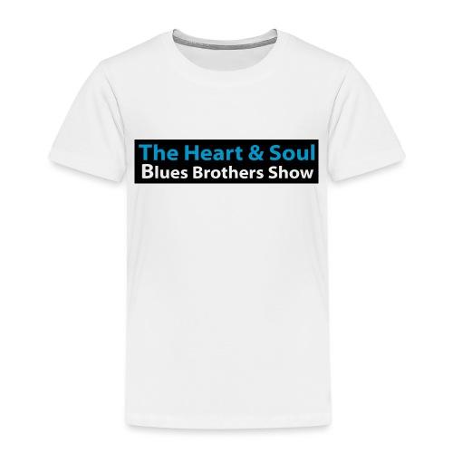 Heart & Soul Logo 2020 - Kids' Premium T-Shirt