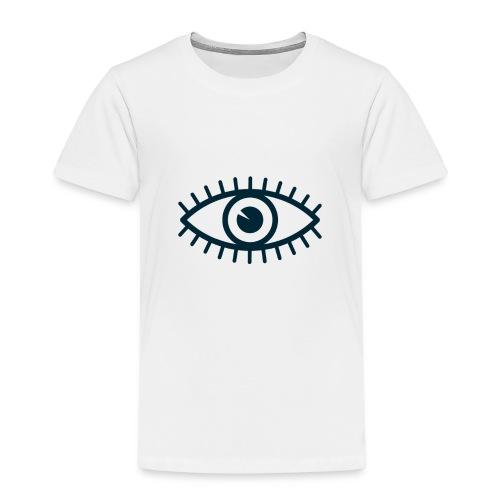 The all seeing eye - Kinder Premium T-Shirt