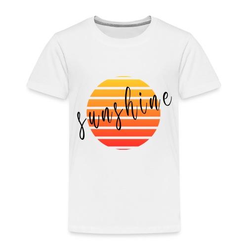 Sunshine - T-shirt Premium Enfant
