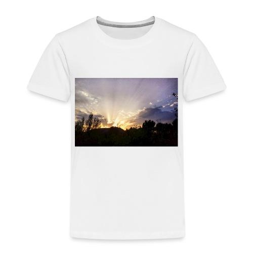 Sunset Ray 2 - T-shirt Premium Enfant