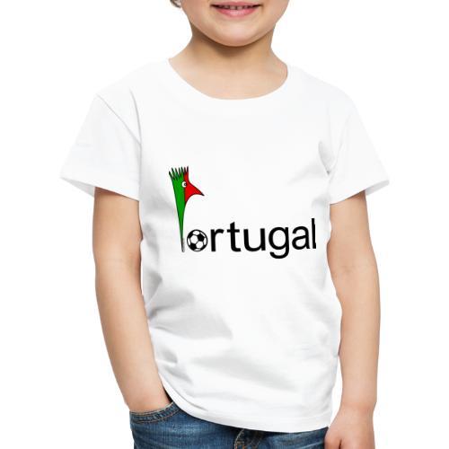 Galoloco Portugal 1 - Kinder Premium T-Shirt