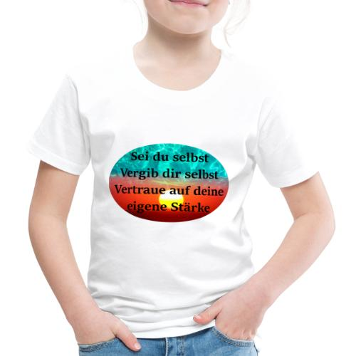 Sei du selbst - Kinder Premium T-Shirt