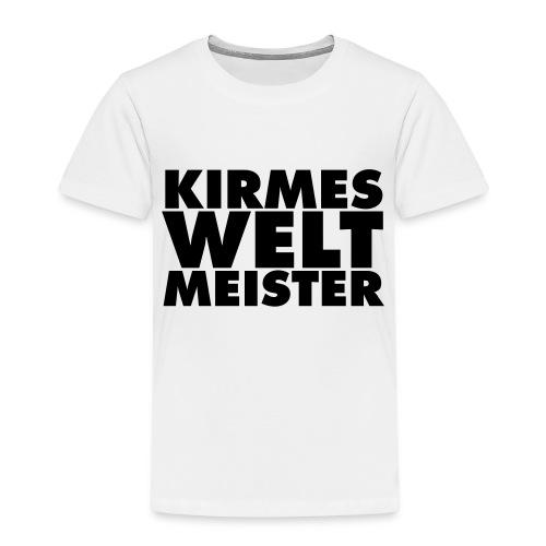 kirmes-welt-meister - Kinder Premium T-Shirt
