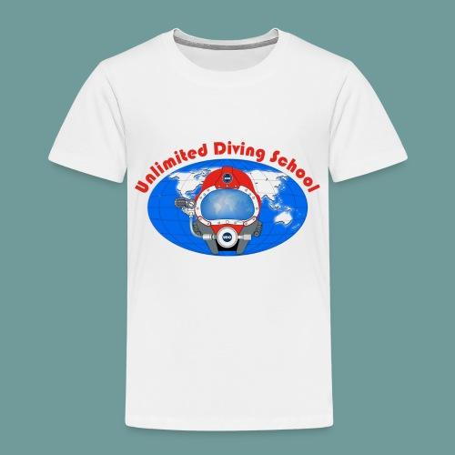 logo uds red - T-shirt Premium Enfant