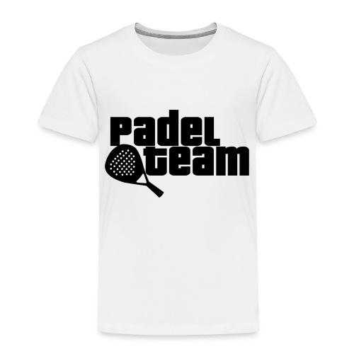 Padel team - Camiseta premium niño