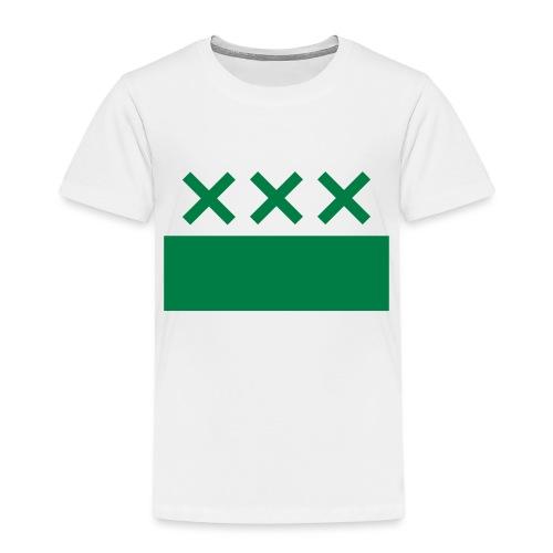 groen - Kinderen Premium T-shirt