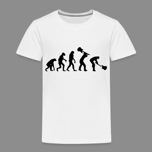 Evolution Rock - Camiseta premium niño