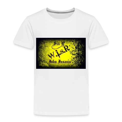 Six P & John Insanis Treenikassi - Lasten premium t-paita