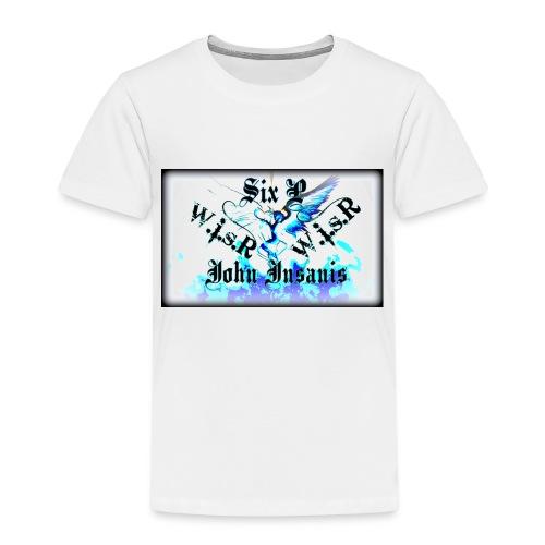 Six P & John Insanis WISR -Huppari- - Lasten premium t-paita
