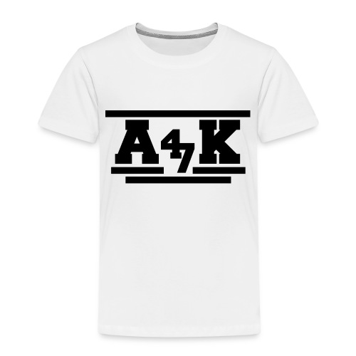 - A _K - - Kids' Premium T-Shirt