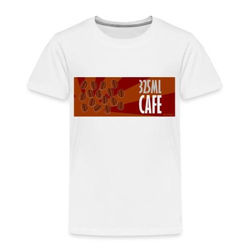 325 ml café - #HDC - T-shirt Premium Enfant