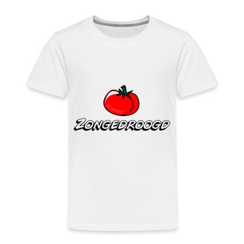 ZONGEDROOGD - Kinderen Premium T-shirt