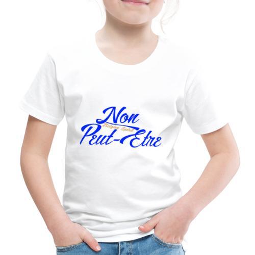 BELGIAN-NONPEUTETRE - T-shirt Premium Enfant
