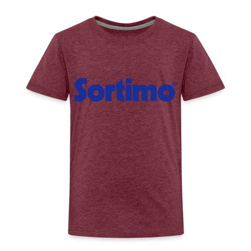 Sortimo - Premium-T-shirt barn