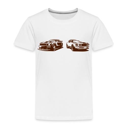 2 Ponies - Kids' Premium T-Shirt