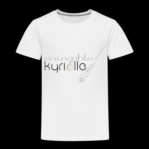 Ensemble Kyrielle - Logo - T-shirt Premium Enfant
