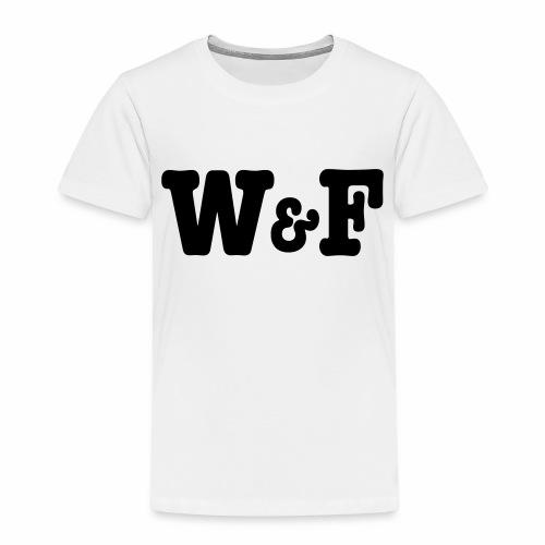 World&Fly Original - T-shirt Premium Enfant