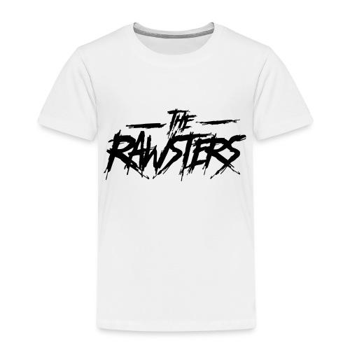 The Rawsters Logo - T-shirt Premium Enfant
