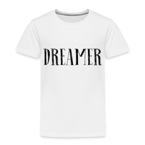 NIVE DREAMER - Kinder Premium T-Shirt