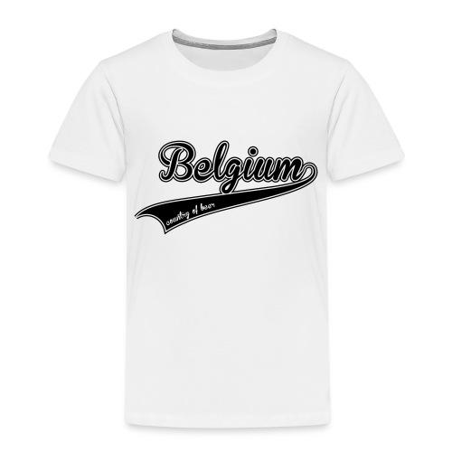 belgium country of beer - T-shirt Premium Enfant