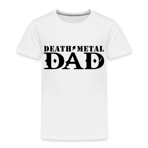 death metal dad - Kinderen Premium T-shirt
