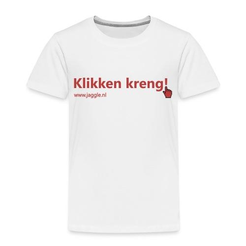 Klikken kreng - Kinderen Premium T-shirt