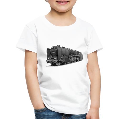 Dampflok Baureihe 01 Deutsche Reichsbahn DDR - Kinder Premium T-Shirt