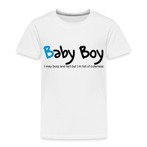 Baby Boy - Kids' Premium T-Shirt