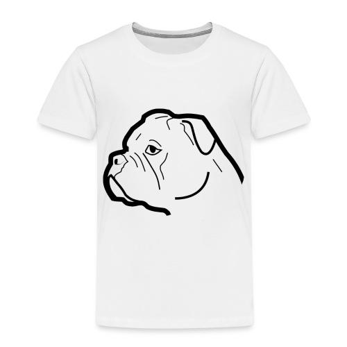 Continental Bulldog T-Shirt - Kinder Premium T-Shirt