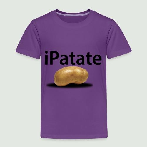 iPatate - T-shirt Premium Enfant
