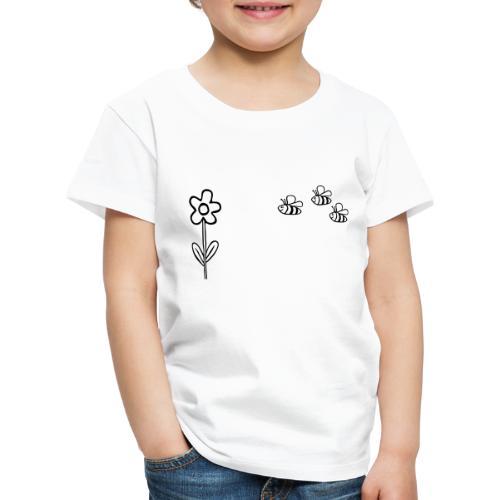 blume4 - Kinder Premium T-Shirt