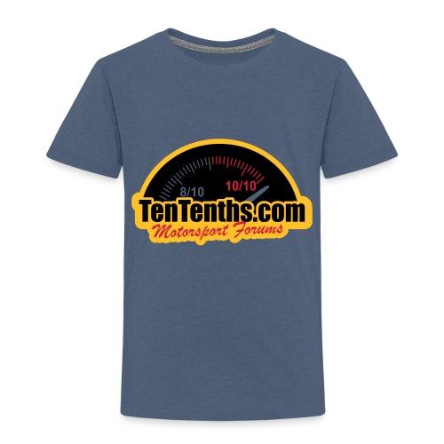 3Colour_Logo - Kids' Premium T-Shirt