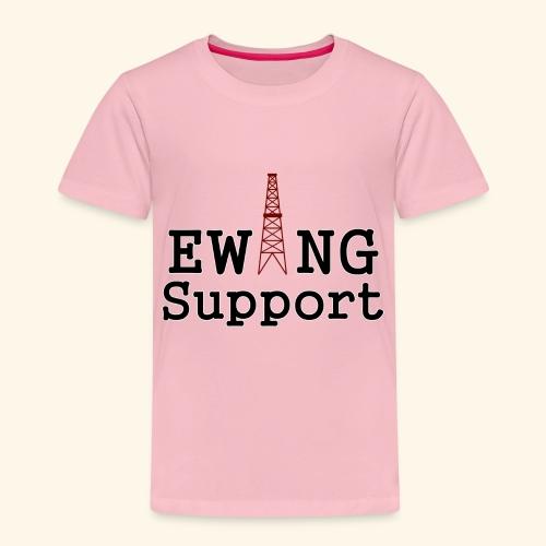 Ewing Support - Kids' Premium T-Shirt