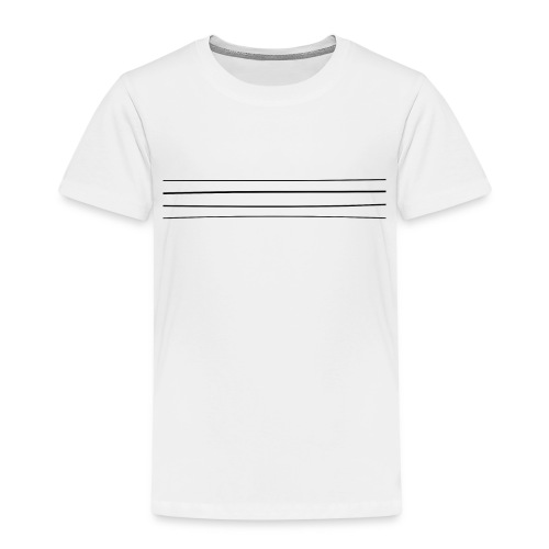 Re-entrant Womens White Tshirt - Kids' Premium T-Shirt