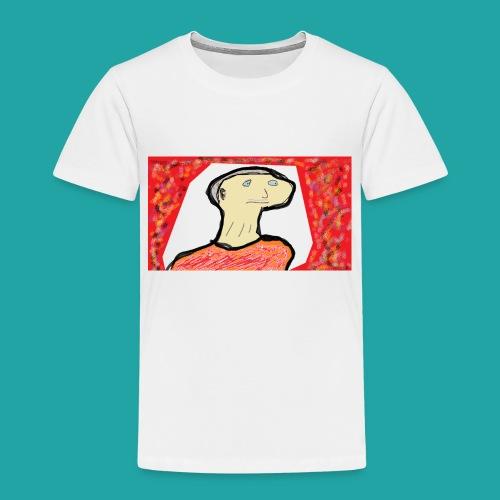 Old Grandpa - Børne premium T-shirt