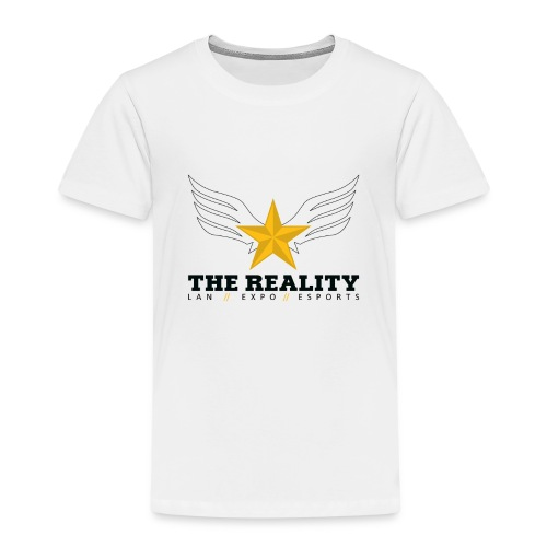 The Reality Mug - Kinderen Premium T-shirt