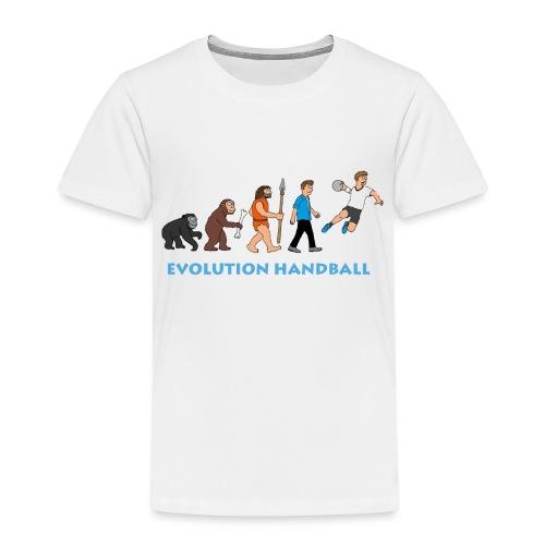 Handball Evolution - Kinder Premium T-Shirt