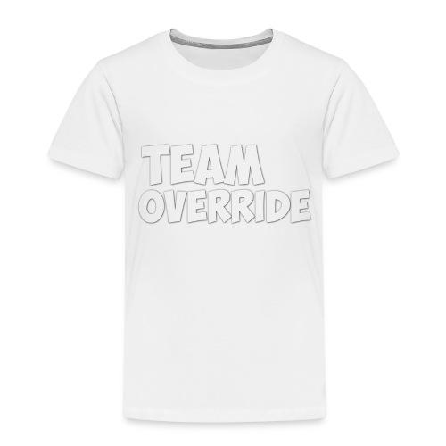 Team Override Mug Youtube - Kids' Premium T-Shirt