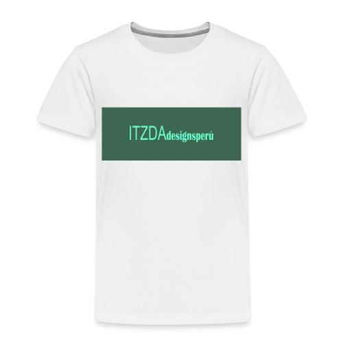 logo face jpg - Camiseta premium niño