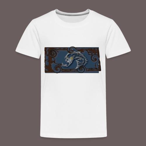 Vrakfisk - Premium T-skjorte for barn
