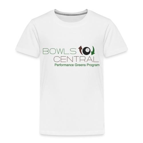 Performance greens progra - Kids' Premium T-Shirt