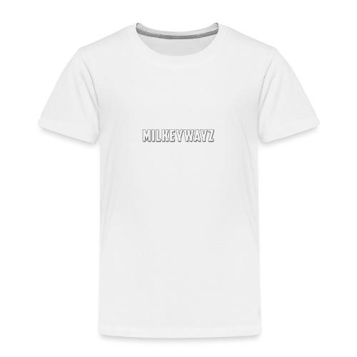 Milkeywayz Logo - Kids' Premium T-Shirt
