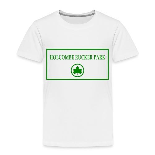 RuckerPark - Maglietta Premium per bambini