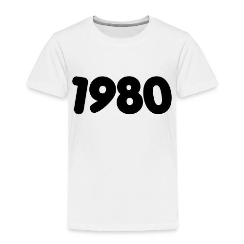 1980 - Maglietta Premium per bambini